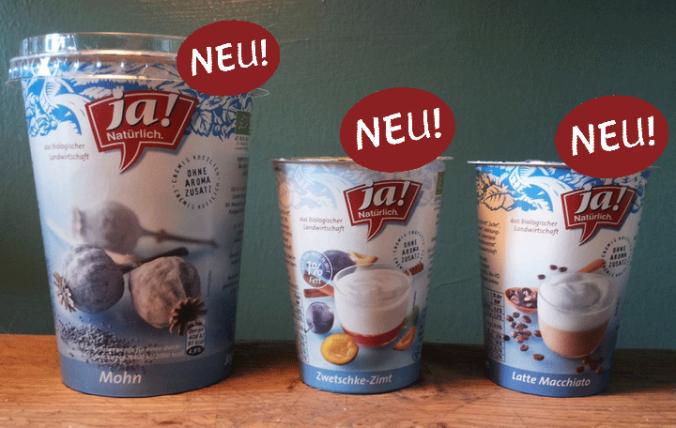 Getestet: Bio-Joghurt von Ja! Natürlich