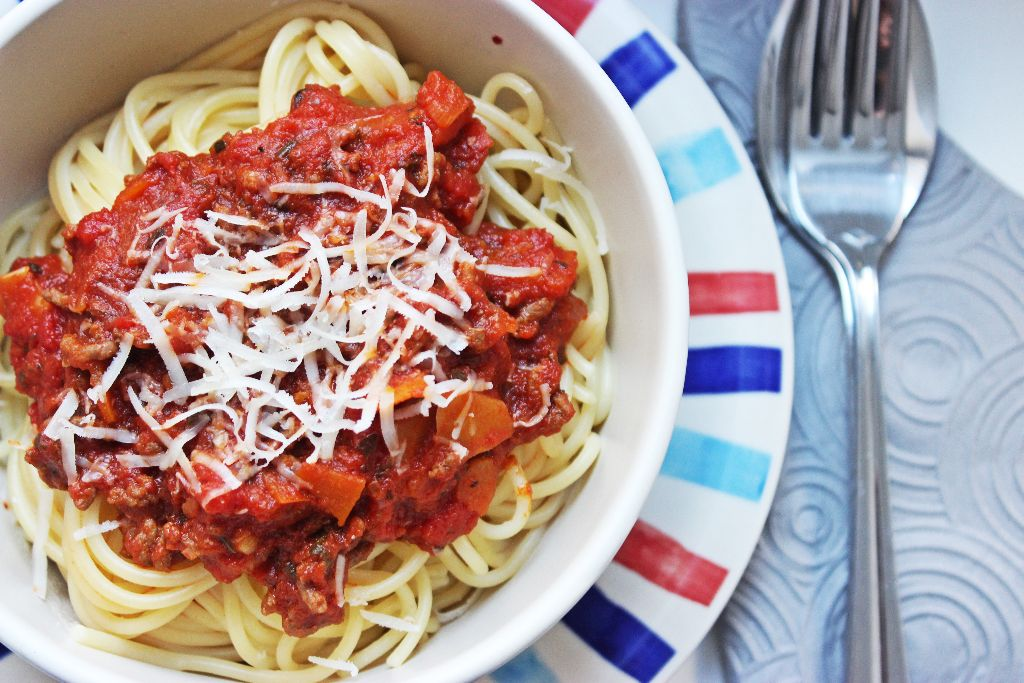 Wie ihr die beste Bolognese kocht…