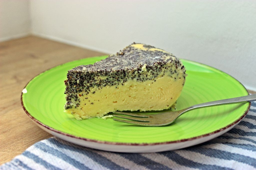 Topfen-Mohnkuchen
