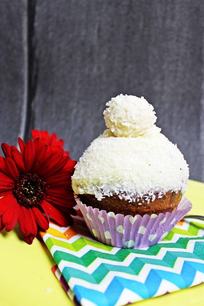 kokos muffins